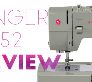 Sewing Machine Review: Singer 4452