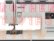 Brother ST371HD Sewing Machine Review