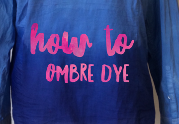 How to Ombre Dye