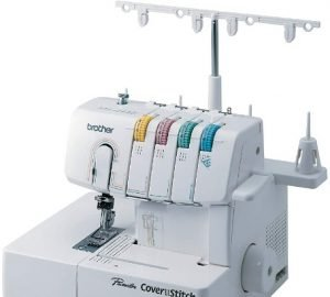 brother 2340cv review serger sewing machine featured image