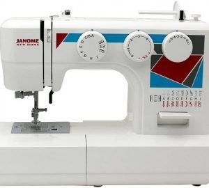 janome mod 19 sewing machine featured image