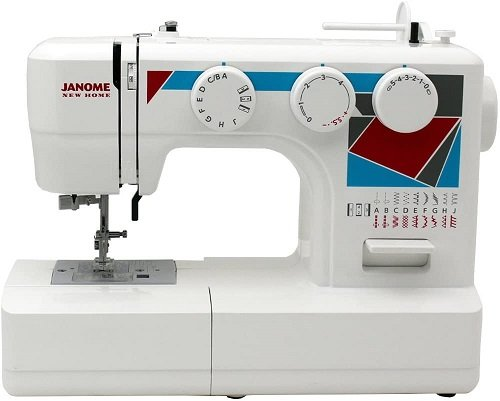 janome mod 19 sewing machine featured image