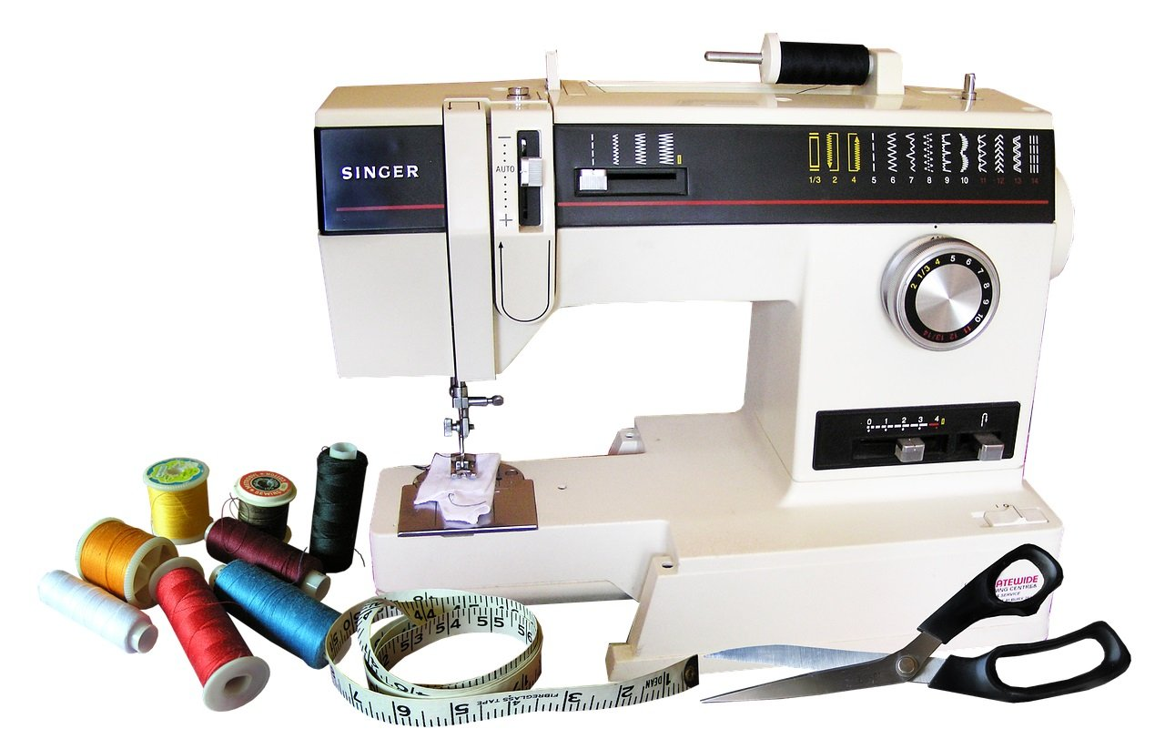 set up a sewing machine featured image